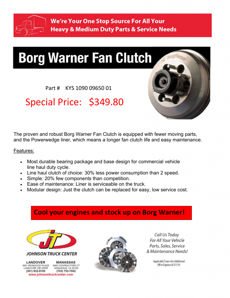 Borg-Warner-fan-clutch