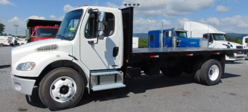 2013 FREIGHTLINER BUSINESS CLASS M2 106 6112603981