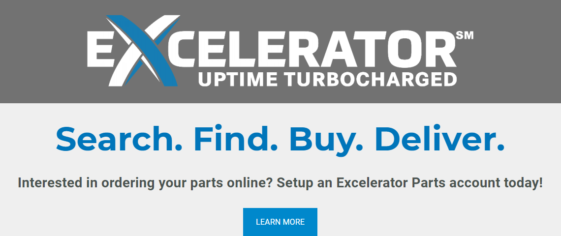 Excelerator Parts - Click to Learn More